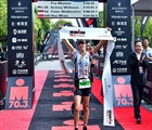 Kelsey Withrow, Filipe Azevedo win 70.3 Shanghai