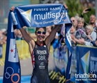 Ruzafa and Paterson crowned Cross Triathlon World Champions