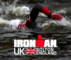 IRONMAN UK Athletes set to battle wildfires and algae