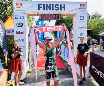 xterra world championship distances