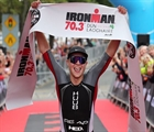 Smales, Pallant win 70.3 Dun Laoghaire