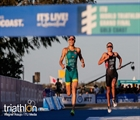 Holland crowned 2018 ITU World Champion Gentle wins WTS Gold Coast thriller