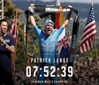 Patrick Lange Smashes and Sets Sub-8 Kona Course Record