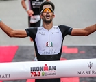 Running prowess proves key at 70.3 Shanghai