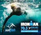 70.3 South American Championship Sunday Buenos Aires, Brazil