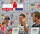 Romain Guillaume returns to defend at IRONMAN Malaysia