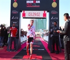 Blummenfelt sets new 70.3 World Best Lawrence retains in Bahrain
