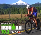 Barbara Riveros Headlines 70.3 Pucon Chile