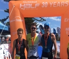 Mike Phillips & Hannah Wells win 2019 Tauranga Half