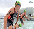 Holland begins title defence at WTS Abu Dhabi