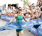 A maiden win in Mooloolaba for Australia's Ashleigh Gentle
