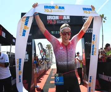 Daniela Ryf & Ben Kanute Claim Victories at 70 3 Oceanside