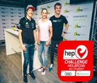 Team hep takes on CHALLENGE Heilbronn