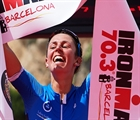 Aernouts, Langridge win 70.3 Barcelona