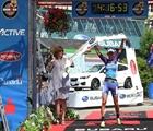 Carfrae, Laundry win 70.3 Mont Tremblant