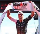 Lawrence, von Berg win 70.3 Euro-Champs Elsinore