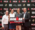 Home Town Hero's start inaugural IRONMAN Vitoria-Gasteiz