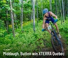 Middaugh, Button win XTERRA Quebec