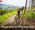 Middaugh, Snyder win XTERRA Beaver Creek