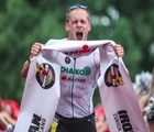 Jan van Berkel wins IRONMAN Switzerland