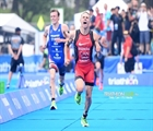 Tyler Mislawchuk powers to glory at ITU Tokyo Test Event