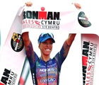 Guilloux, Mitchell win IRONMAN Wales