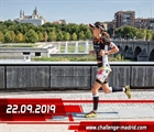 Countdown to making history at CHALLENGE Madrid 2019
