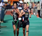 Power displays in Tongyeong as Dodet and McElroy claim ITU World Cup titles