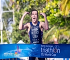 McElroy leads ITU podium sweep for USA in Santo Domingo