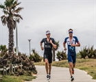 Pallant, Cunnama win PEople Tri ZAF