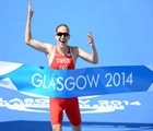 Stimpson claims first gold of Commonwealth Games