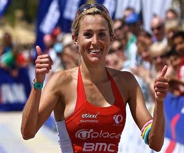 Daniela Ryf Sofie Goos 2nd in Ironman Copenhagen