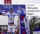 Michael Raelert wins 70.3 Rügen