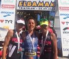 Elbaman Italy celebrates new Champions