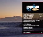 Ironman 70.3 Santa Cruz California announced