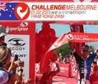 Champions turn out for Challenge Melbourne