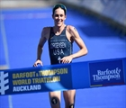 Gwen Jogensen secures first WTS Auckland win