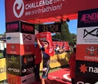 Appleton, van Vlerken superb at Challenge Bateman's Bay