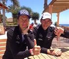 Timo Bracht best German at Challenge Fuerteventura