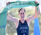 Jorgensen punches automatic ticket to Rio 2016