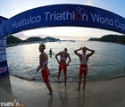 ITU World Cup action heats up in Huatulco Mexico