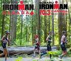 Pro Men take on Whistlers Wilderness at Ironman Canada