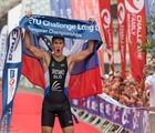 Denis Sketako & Ewa Bugdol ETU European Champions Long Distance