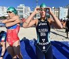 Rio 2016 Olympic Games: Swim, Bike Bike Run - Women's Race