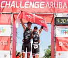 Double win for Van Vlerken and Bittner at inaugural Challenge Aruba