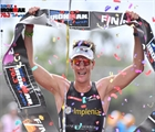 Two former Olympians found success at IRONMAN 70.3 Taiwan