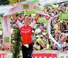 Daniela Ryf join's Alistair Brownlee at Challenge Gran Canaria