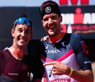 Frodeno, Pallant win at 70.3 Barcelona