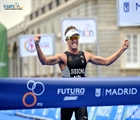 Sissons and Taylor-Brown grab first ever ITU World Cup wins in Madrid