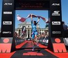 Lucy Gossage, Giulio Molinari win IRONMAN 70.3 Staffordshire